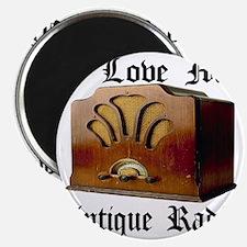 ilovemy_antique_radio Magnet