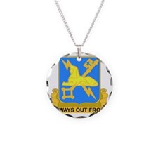 DUI-572ND MILITARY INT COY Necklace