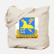 DUI-572ND MILITARY INT COY Tote Bag