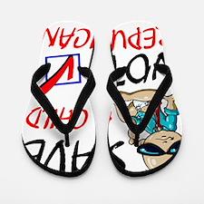 Save A Child Flip Flops