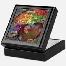 Every Child is an Artist Keepsake Box