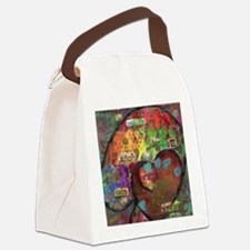 Every Child is an Artist Canvas Lunch Bag