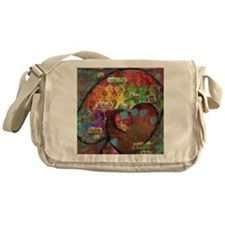 Every Child is an Artist Messenger Bag