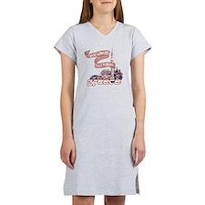 rhodes_old_town_t_shirt Women's Nightshirt
