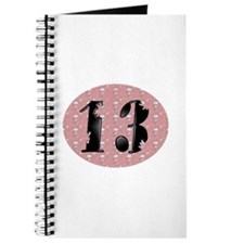Cute Friday 13th Journal