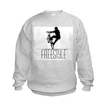 Freestyle BMX!! Sweatshirt