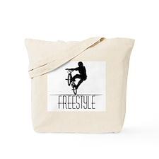 Freestyle BMX!! Tote Bag
