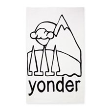 yonder traced 3'x5' Area Rug