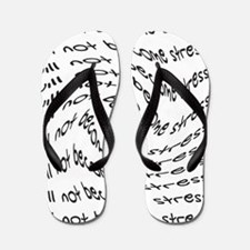 Nurse_-_will_not_become_stressed2 Flip Flops