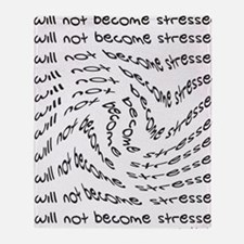 Nurse_-_will_not_become_stressed2 Throw Blanket