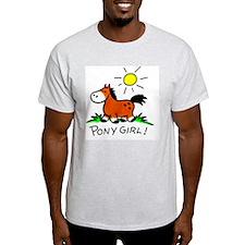 Brown pony T-Shirt