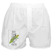 corndarkshirt Boxer Shorts