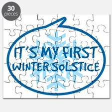 Babys First Winter Solstice Puzzle