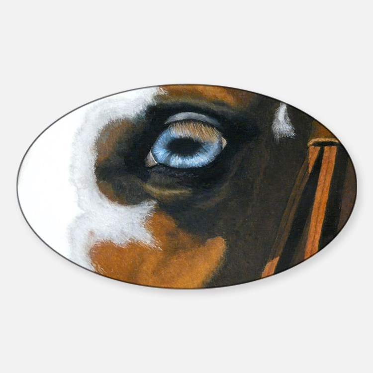 See my soul Decal