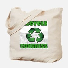 RecycleCongress Tote Bag