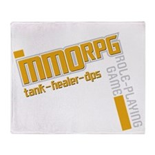 MMO Throw Blanket