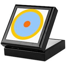 Leo Libra Sagittarius Keepsake Box