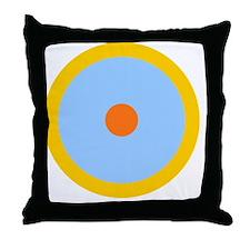 Leo Libra Sagittarius Throw Pillow