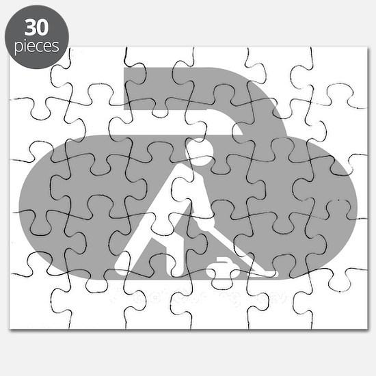 Generic Dark Tee Puzzle