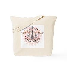 sailorukes_colorclam_lightPNG Tote Bag