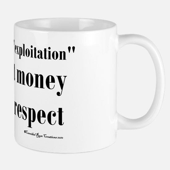 exploitation_red Mug