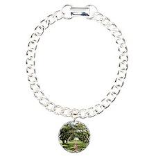 Live Oaks Charm Bracelet, One Charm