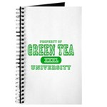 Green Tea University Journal
