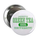 Green Tea University Button