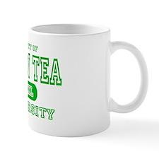 Green Tea University Mug