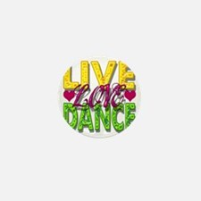 livelaughlove Mini Button