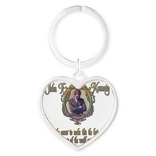 2-JFK on Best or Last Generation da Heart Keychain