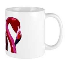 2-CafePress Flamingo.eps Small Mug
