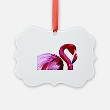 2-CafePress Flamingo.eps Ornament