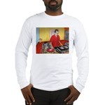 El DJ Booth Long Sleeve T-Shirt