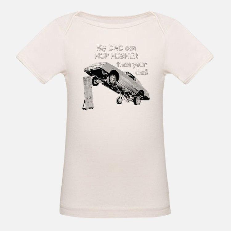 hoppermydad copy T-Shirt