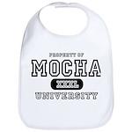 Mocha University Bib