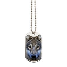 Wolf Dog Tags