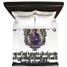 2-JFK on Secret Societies lights King Duvet