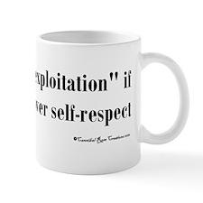 exploitation_bump Mug