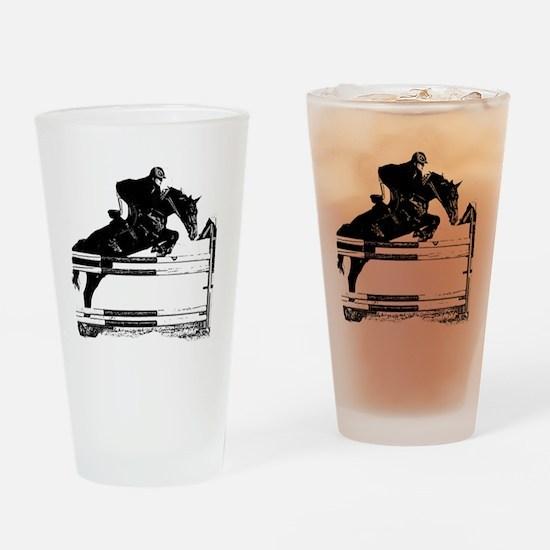 Jumper Drinking Glass