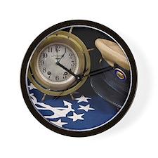 Clock Hat - Print Wall Clock