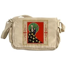 Pillow 6 June ADA-Mornay Messenger Bag