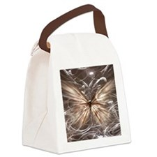 mariposa de  luz  best Canvas Lunch Bag