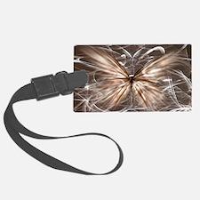 mariposa de  luz  best Luggage Tag