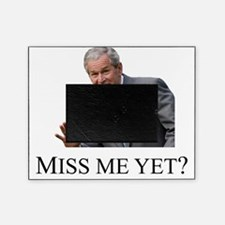 Miss Me Yet Square - White Products Picture Frame