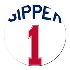 Gipper #1-2 Round Car Magnet
