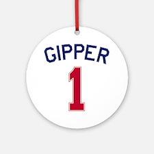 Gipper #1-2 Round Ornament