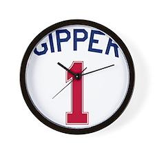 Gipper #1-2 Wall Clock