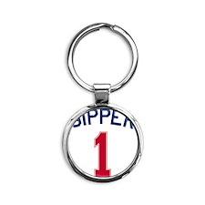 Gipper #1-2 Round Keychain
