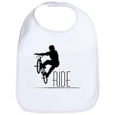 Ride Baby! Bib